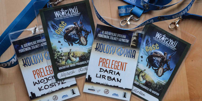 Festiwalowe identyfikatory